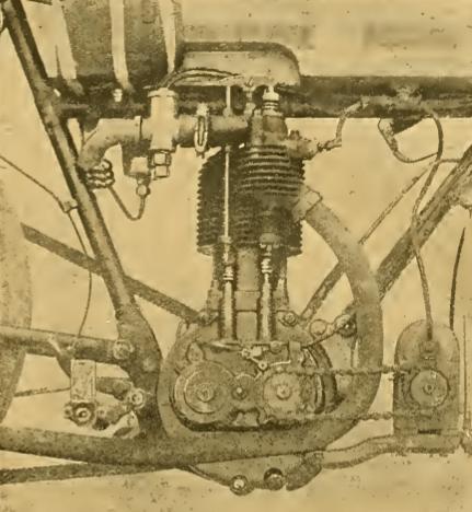 1912 IOE TRIUMPH