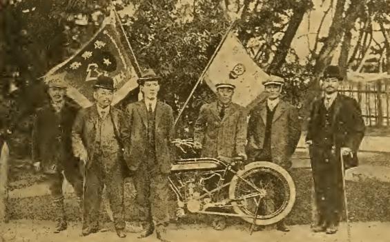 1912 JAP RACE