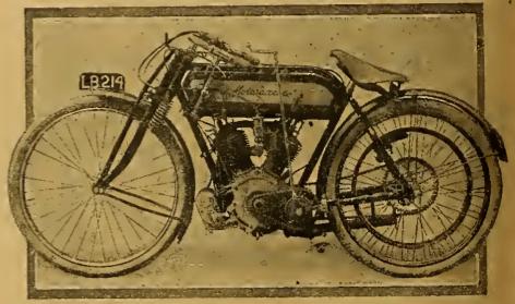 1912 MOTOSACOCHE 750