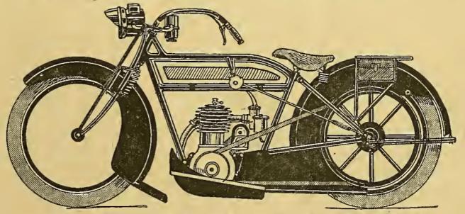 1912 MUDGUARDING AW