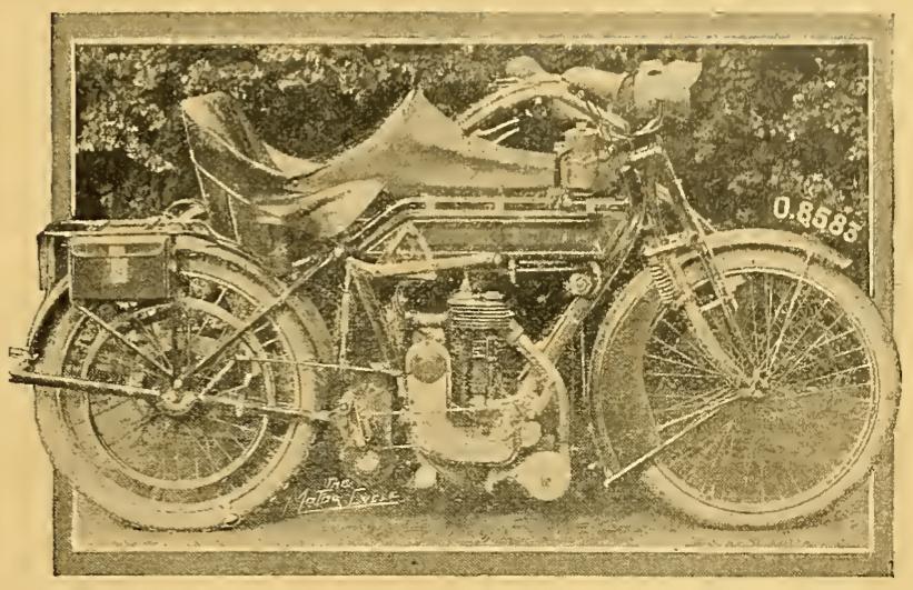 1912 NEW JAMES