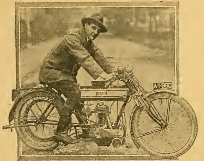 1912 NORTON EMERSON