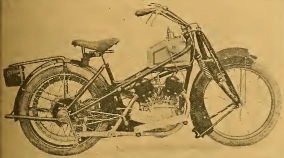 1912 OPEN REX 770