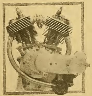 1912 PRECISION ENGINE