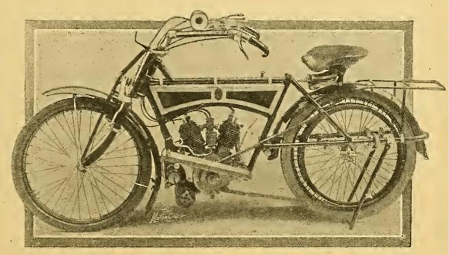 1912 RANDALL SPRINGER