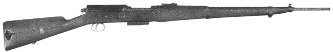 1912 REXER RIFLE