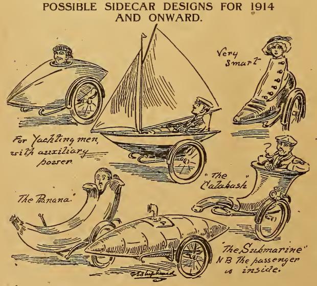 1912 SIDECAR FANTASY AW