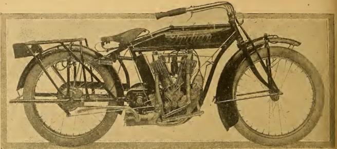 1912 SPRUNG INDIAN