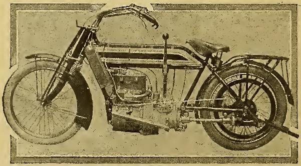 1912 STUART-TURNER