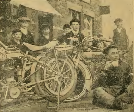 1913 CARTY