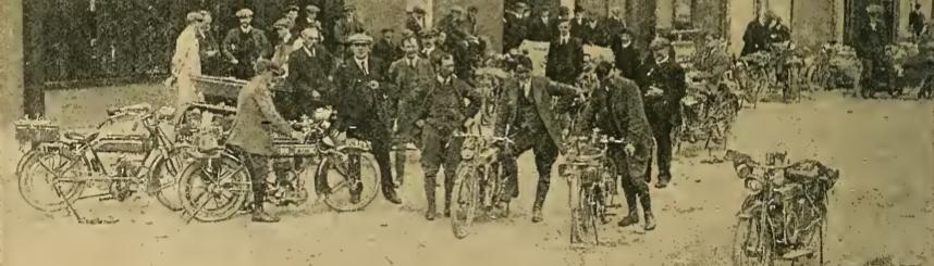1913 IRISH E2E GROUP