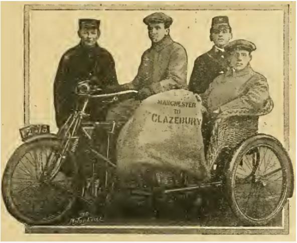 1912 COALSTRIKE POST