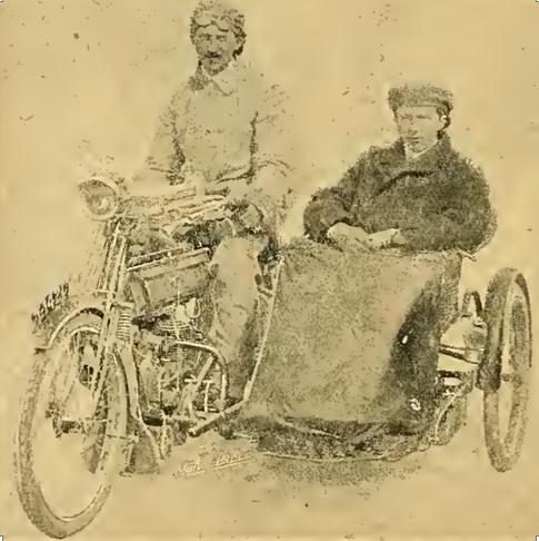 1912 MAYER HUMBER