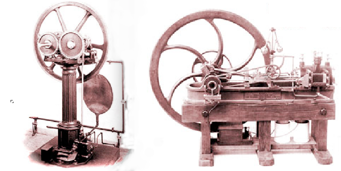 OTTO LENOIR ENGINES
