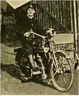 1912 POSTMAN BIKE