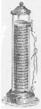 1799 VOLTA BATTERY