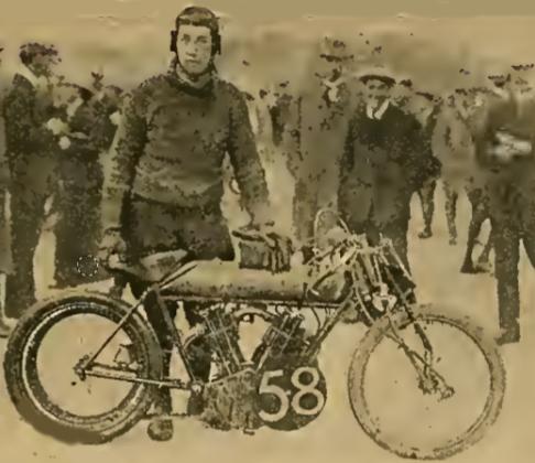 1913 6HR COOKSON