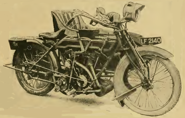 1913 7HP MATCHLESS