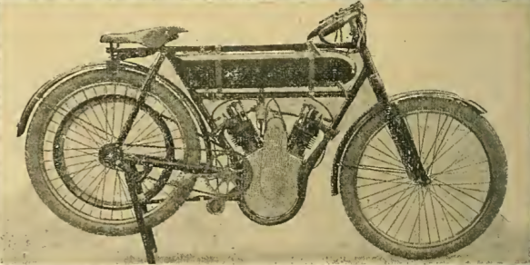 1913 ALCYON