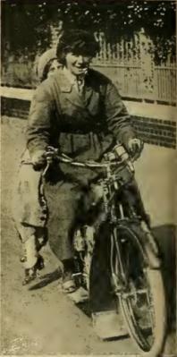 1913 ALICE NEVILLE
