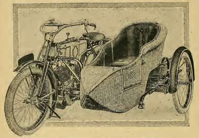 1913 BAT COMBO