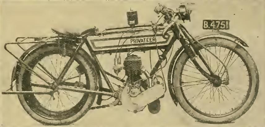1913 BINKS CARB TEST
