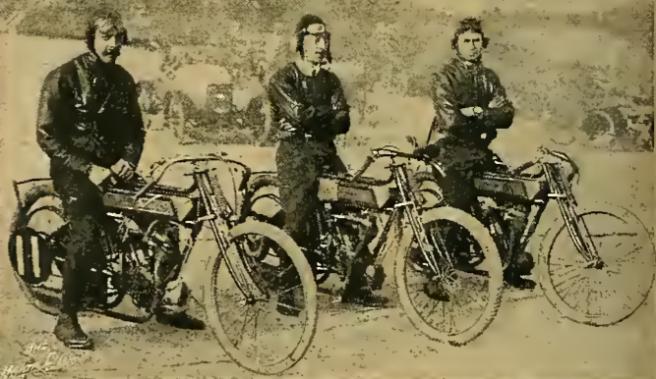 1913 BMCRC ENFIELDS