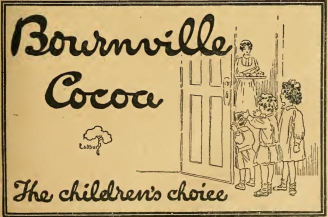 1913 BOURNVILLE AD