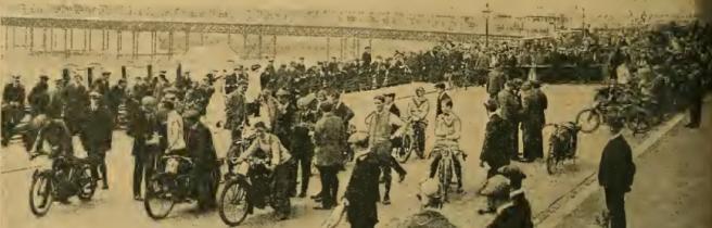 1913 BRIGHTON BUSBY