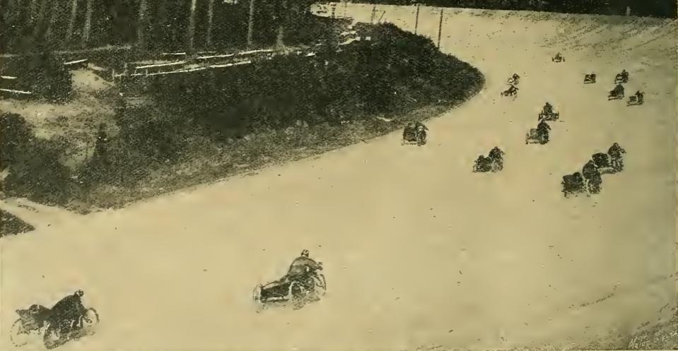 1913 BROOKLANDS COMBOS