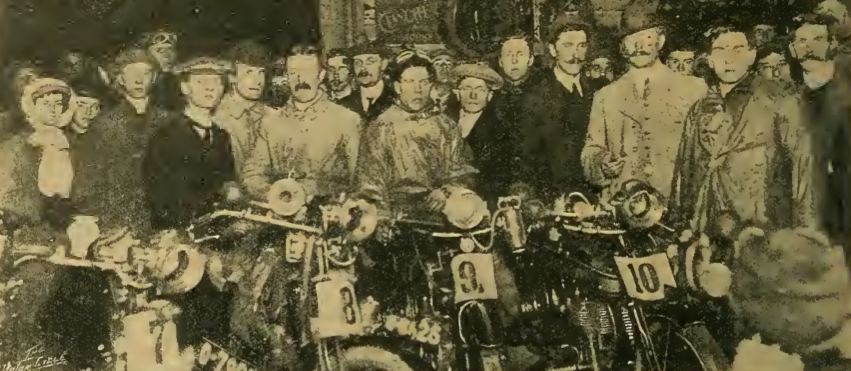 1913 BRUM CARLISLE