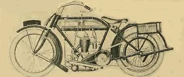 1913 BSA 550