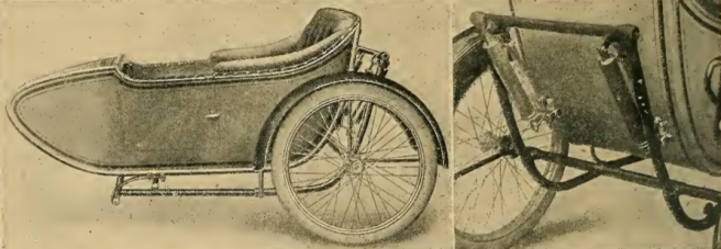 1913 BSA SIDECAR