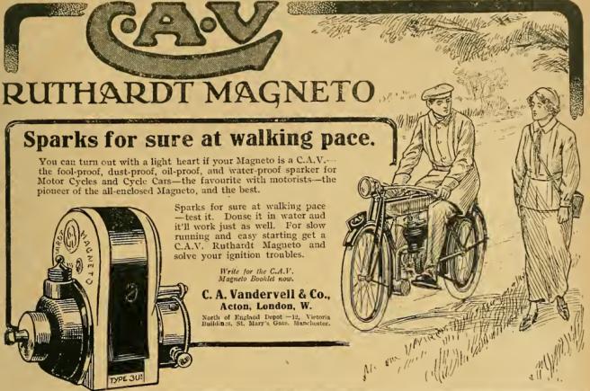 1913 CAV MAG AD