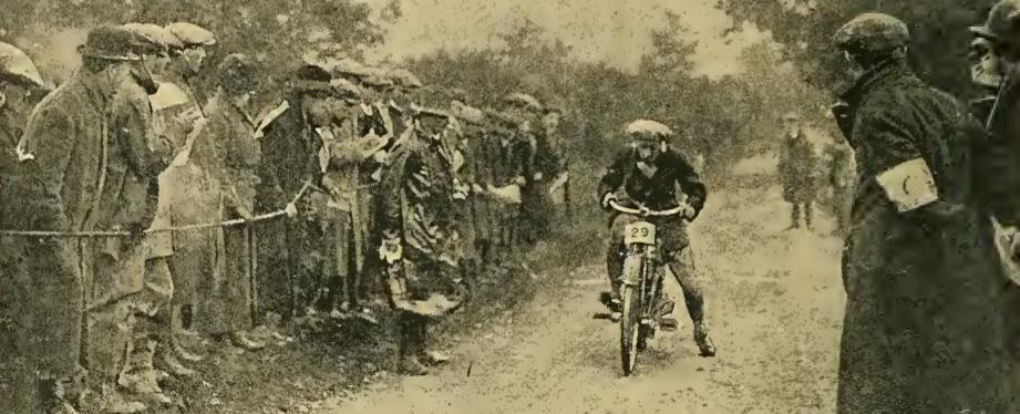 1913 COV CLIMB POUNTNEY