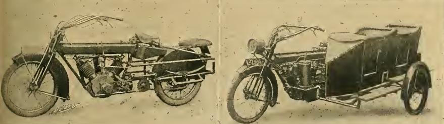 1913 CRAVEN COMBO