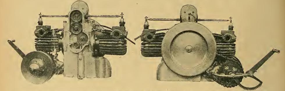 1913 DOUGLAS 500