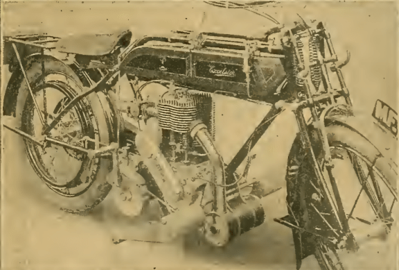 1913 EXCELSIOR BIG BANGER