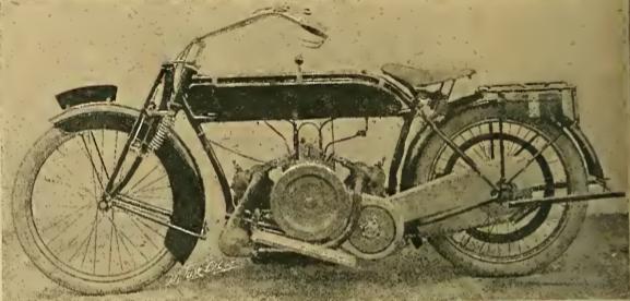 1913 HUMBER3 SIDESHOT