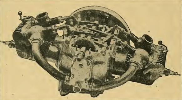 1913 HUMBER3 ENGINE