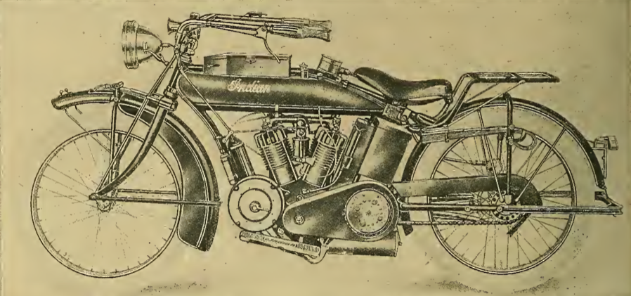 1913 INDIAN 6HP