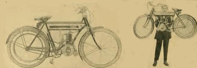 1913 LEVISETTE