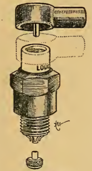 1913 LODGE PLUG CAP