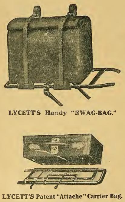 1913 LUGGAGE