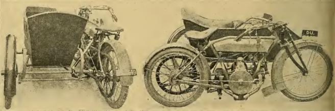 1913 MONTGOMERY COMBO