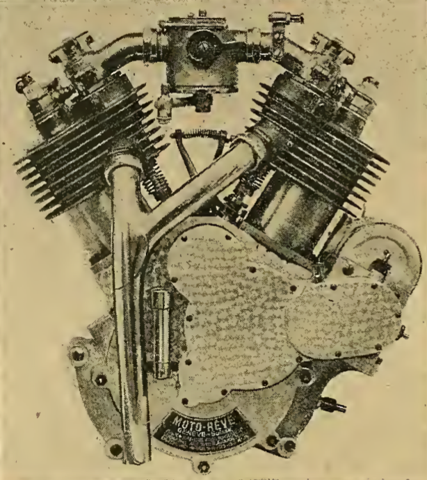1913 MOTOREVE V2