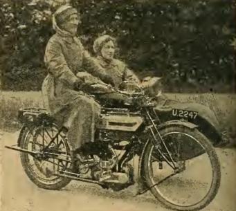 1913 MRS JENKINS