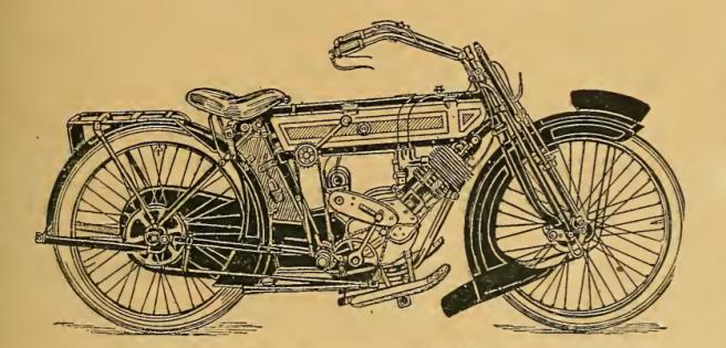 1913 P&M