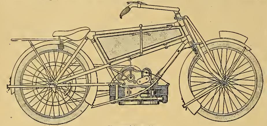 1913 RAYNER TWIN