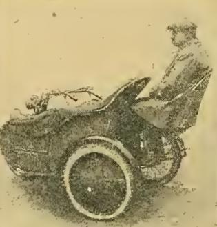 1913 SIDECAR DICKEY